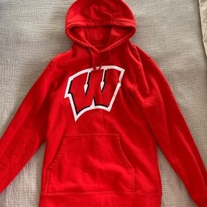 NWOT Women's Wisconsin Sweatshirt